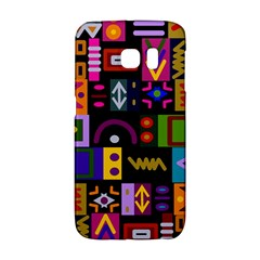 Abstract A Colorful Modern Illustration Samsung Galaxy S6 Edge Hardshell Case by Samandel