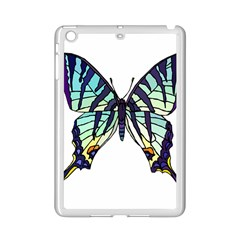 A Colorful Butterfly Ipad Mini 2 Enamel Coated Cases by Samandel