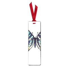 A Colorful Butterfly Small Book Marks by Samandel