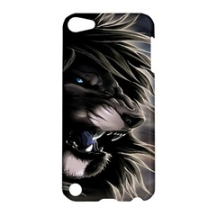 Angry Lion Digital Art Hd Apple Ipod Touch 5 Hardshell Case