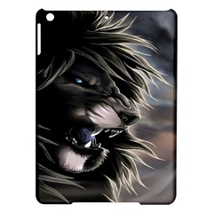 Angry Lion Digital Art Hd Ipad Air Hardshell Cases