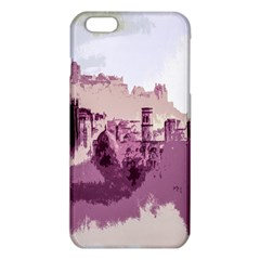 Abstract Painting Edinburgh Capital Of Scotland Iphone 6 Plus/6s Plus Tpu Case by Samandel