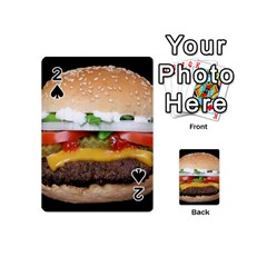 Abstract Barbeque Bbq Beauty Beef Playing Cards 54 (mini) by Samandel