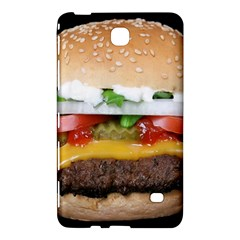 Abstract Barbeque Bbq Beauty Beef Samsung Galaxy Tab 4 (7 ) Hardshell Case