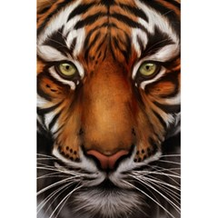 The Tiger Face 5 5  X 8 5  Notebook by Samandel