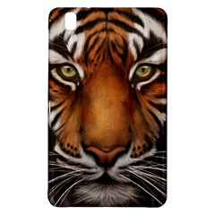 The Tiger Face Samsung Galaxy Tab Pro 8 4 Hardshell Case by Samandel