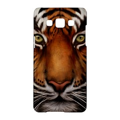 The Tiger Face Samsung Galaxy A5 Hardshell Case