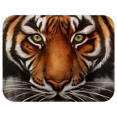 The Tiger Face Full Print Lunch Bag by Samandel
