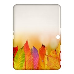 Autumn Leaves Colorful Fall Foliage Samsung Galaxy Tab 4 (10 1 ) Hardshell Case  by Samandel