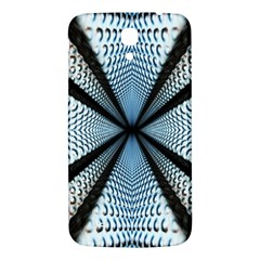 6th Dimension Metal Abstract Obtained Through Mirroring Samsung Galaxy Mega I9200 Hardshell Back Case