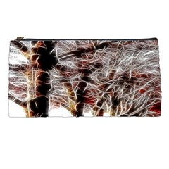 Autumn Fractal Forest Background Pencil Cases by Samandel