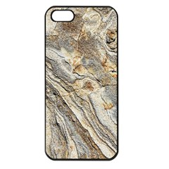 Background Structure Abstract Grain Marble Texture Apple Iphone 5 Seamless Case (black)