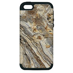 Background Structure Abstract Grain Marble Texture Apple Iphone 5 Hardshell Case (pc+silicone)