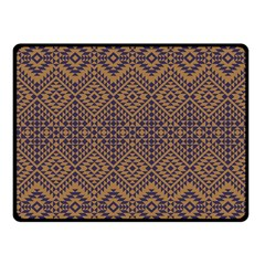 Aztec Pattern Fleece Blanket (small)