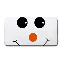 Happy Face With Orange Nose Vector File Medium Bar Mats