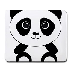 Bear Panda Bear Panda Animals Large Mousepads