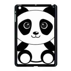 Bear Panda Bear Panda Animals Apple Ipad Mini Case (black)