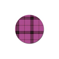 Violet Plaid Golf Ball Marker (10 Pack) by snowwhitegirl