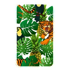 Tropical Pelican Tiger Jungle Memory Card Reader (rectangular) by snowwhitegirl
