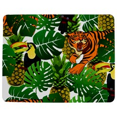 Tropical Pelican Tiger Jungle Jigsaw Puzzle Photo Stand (rectangular) by snowwhitegirl