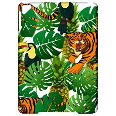Tropical Pelican Tiger Jungle Apple Ipad Pro 9 7   Hardshell Case by snowwhitegirl