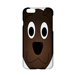 Dog Pup Animal Canine Brown Pet Apple Iphone 6/6s Hardshell Case by Samandel