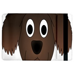Dog Pup Animal Canine Brown Pet Ipad Air 2 Flip by Samandel
