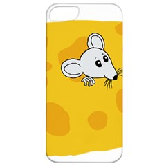 Rat Mouse Cheese Animal Mammal Apple Iphone 5 Classic Hardshell Case