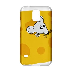 Rat Mouse Cheese Animal Mammal Samsung Galaxy S5 Hardshell Case
