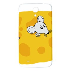 Rat Mouse Cheese Animal Mammal Samsung Galaxy Mega I9200 Hardshell Back Case