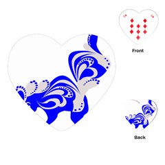 Skunk Animal Still From Playing Cards (heart) by Samandel