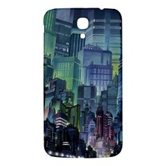 City Night Landmark Samsung Galaxy Mega I9200 Hardshell Back Case