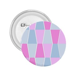 Geometric Pattern Design Pastels 2 25  Buttons