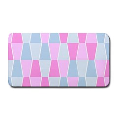 Geometric Pattern Design Pastels Medium Bar Mats