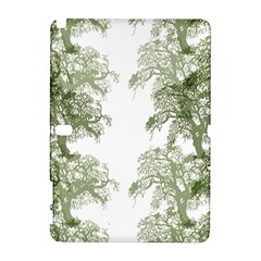 Trees Tile Horizonal Samsung Galaxy Note 10 1 (p600) Hardshell Case