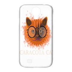 Cat Smart Design Pet Cute Animal Samsung Galaxy S4 Classic Hardshell Case (pc+silicone)