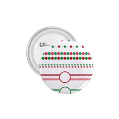 Christmas Borders Frames Holiday 1 75  Buttons