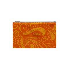 001 2 Cosmetic Bag (small) by ArtByAmyMinori