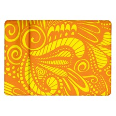 Pop Sunny Samsung Galaxy Tab 10 1  P7500 Flip Case by ArtByAmyMinori
