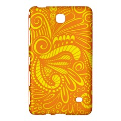 Pop Sunny Samsung Galaxy Tab 4 (7 ) Hardshell Case  by ArtByAmyMinori