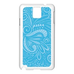 Pop Sky Samsung Galaxy Note 3 N9005 Case (white) by ArtByAmyMinori