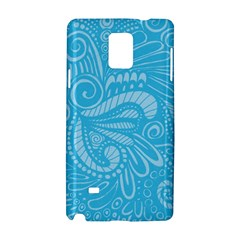 Pop Sky Samsung Galaxy Note 4 Hardshell Case by ArtByAmyMinori