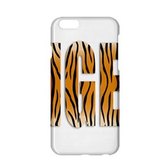 Tiger Bstract Animal Art Pattern Skin Apple Iphone 6/6s Hardshell Case by Samandel