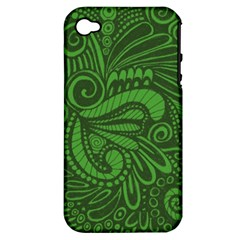 Natural Universe Apple Iphone 4/4s Hardshell Case (pc+silicone) by ArtByAmyMinori