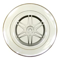 Wheel Skin Cover Porcelain Plates