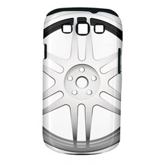 Wheel Skin Cover Samsung Galaxy S Iii Classic Hardshell Case (pc+silicone)