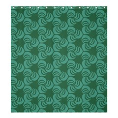 Layered Knots Shower Curtain 66  X 72  (large)  by ArtByAmyMinori