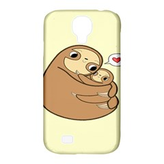 Sloth Samsung Galaxy S4 Classic Hardshell Case (pc+silicone)