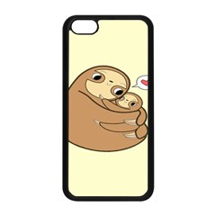 Sloth Apple Iphone 5c Seamless Case (black)