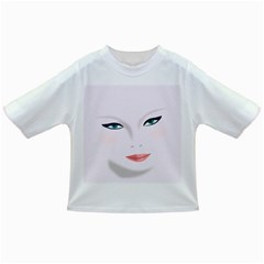Face Beauty Woman Young Skin Infant/toddler T Shirts